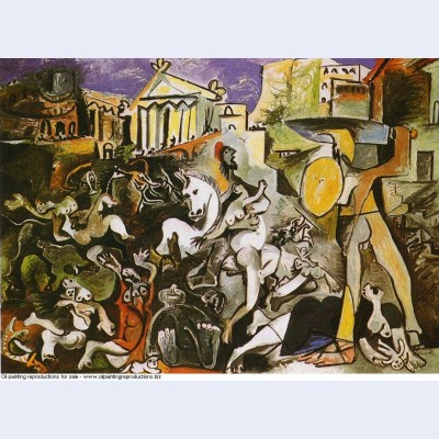 The abduction of sabines 1962 1
