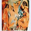 The girls of avignon 1907