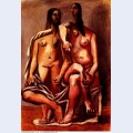 Two bathers 1920