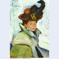 Woman with hat 1901