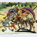 Courses de taureaux corrida 4 1934