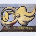 Femme nue couchee nu couche 1932