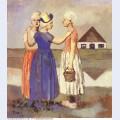 Les trois hollandaises 1905