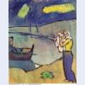 Mere et fils sur le rivage 1902