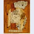 Minotaure assis avec un poignard maquette pour la couverture de minotaure 1933