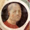 Roundel with head 2