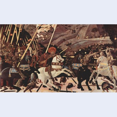 The battle of san romano