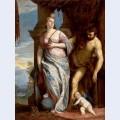 Allegory of wisdom and strength the choice of hercules or hercules and omphale
