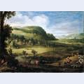 An extensive landscape