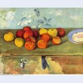 Apples and biscuits 1895