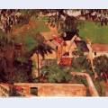Etude paysage a auvers 1873