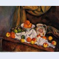 Fruit bowl pitcher and fruit 1894
