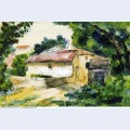 House in provence 1867