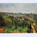 Ile de france landscape 1880