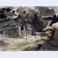 Landscape of provence 1870