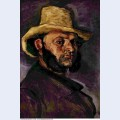 Man in a straw hat 1871
