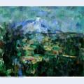 Montagne sainte victoire from lauves