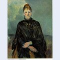 Portrait of madame cezanne 2