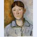 Portrait of madame cezanne 3