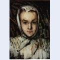 Portrait of marie cezanne the artist s sister 1867