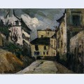 Rue des saules montmartre 1867