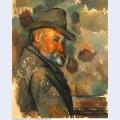 Self portrait in a felt hat 1894 2