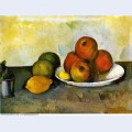 Still life with apples 1