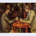 The card players 1896