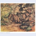 Woodland with boulders 1893