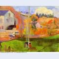 A breton landscape david s mill 1894