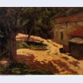 A henhouse 1884