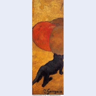 A little cat 1888