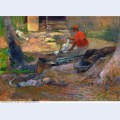 A little washerman 1887