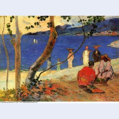 A seashore 1887