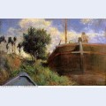 Blue barge 1882