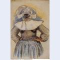Breton woman 1886