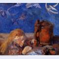 Clovis gauguin asleep 1884