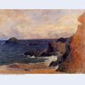 Coastal landscape 1886