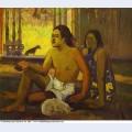 Eiaha ohipa or tahitians in a room 1896 1896