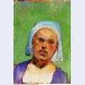 Head of a breton marie louarn 1888