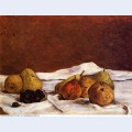 Pears and grapes 1875