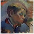 Portrait of a little boy 1888
