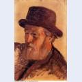 Portrait of isidore gauguin 1884