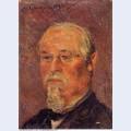 Portrait of philibert favre 1885