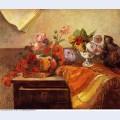 Pots and boquets 1886