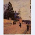Street in rouen 1884 1