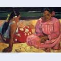 Tahitian women 1891