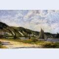 The cliffs of le bouille 1884