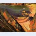 The creek le pouldu 1889