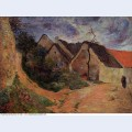 Village street osny 1883